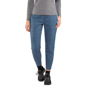 The North Face Aphrodite Motion Pants Women Blue Wing Teal Heather